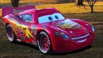 Des voitures enfants Noël décorer Oeuf pour gelé le le le le la jouet Entrainer arbre Disney mcqueen surprise