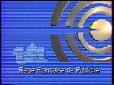 """TF1 - 19 Janvier 1987 - Générique de Fin """"Dallas"""", coming-next, pubs"""