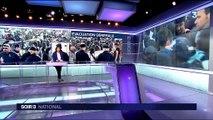 Paris : 2 800 migrants évacués du campement de la porte de la Chapelle