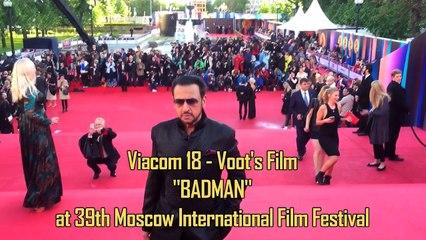 FILM BADMAN IN USA CANADA RUSSIA & UK