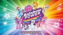 Poco mi poni poder arco iris rareza mi pequeño pony arco iris en la fuerza de la rareza de Rusia