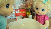 Naughty Baby Alive Clones! Part 1 - Molly Clones Herself For Valentines Day!