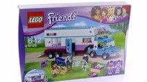 Construir amigos caballo velocidad remolque veterinario LEGO LEGO 41125