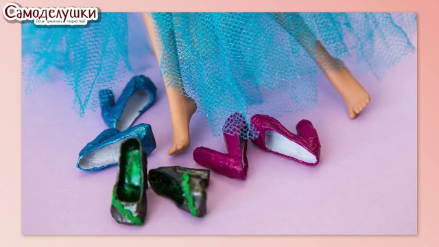 Bricolage poupées pour Comment faire faire chaussures à Il pour comme fabriquer des chaussures poupées 1 Septembre