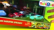 Coche coches reparto colección morir la de apagado paquete radiador la carretera muelles Disney 500 3 lightnin