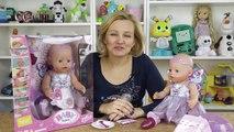 Bébé née pays des merveilles avec des merveilles de fées de poupée interactive 820698 Zapf de creati