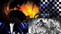BERSERK- GUTS (Berserker Armor) VS. GRUNBELD - Anime & Manga Comparison AniManga