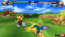 DragonBall Z Budokai 3 - SSJ4 Gogeta, Goku vs Vegeta, Broly, SSJ3 Gotenks, Gohan (Ultimate