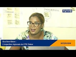 Eva Sow Ebion : l'expertise régionale de CTIC Dakar