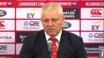 Rugby - Tournée : Gatland «Une tournée plutôt réussie»