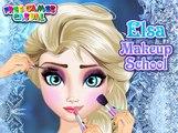 El Delaware por congelado paraca el allí pasado juegos princesas ❤ escuela maquillaje elsa ᴴᴰ ❤️ juegos niños niñas