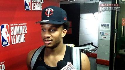 Rashad Vaughn - 2017 Las Vegas Summer League - Basketball Insiders