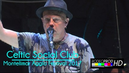 The Celtic Social Club - Montélimar Agglo festival 2017