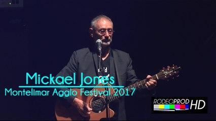 Michael Jones - Montélimar Agglo Festival 2017