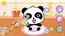 Todos los días Niños para y bebé bebé panda inicia el scat cepillarse los dientes durmiendo lleva juego de dibujos animados l