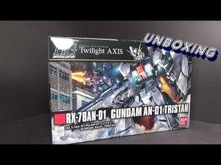 Unboxing: 1/144 HGUC Gundam Tristan