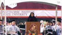 2017 Spring Commencement: Sheryl Sandbergs Commencement Address Virginia Tech