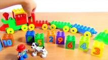 Enfants pour jouets clin doeil développement apprendre les chiffres apprendre les couleurs former TV creux Lego