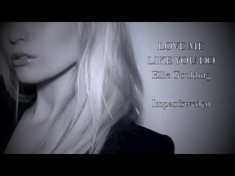 "Ellie Goulding ""Love Me Like You Do"" Cover by Impaofsweden"