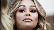 Blac Chyna Gets Restraining Order Against Rob Kardashian & Is Asked About Strangling Allegations