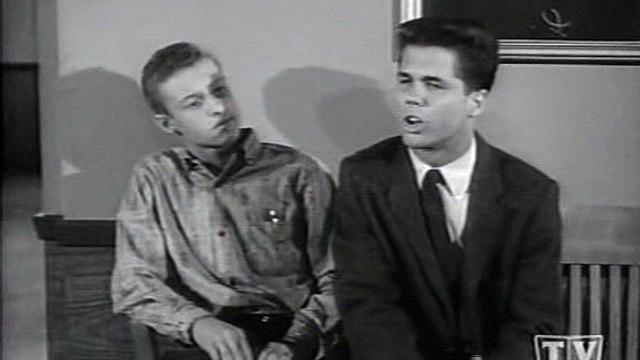 Leave It To Beaver S04E29 Wally's Dream Girl