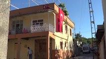 Bitlis'te Şehit Olan Astsubay Üstçavuş Recep Ince'nin Baba Evi