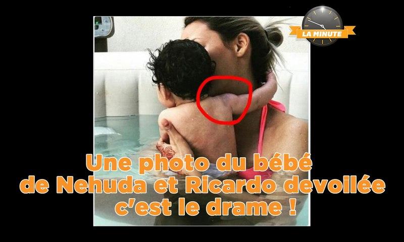 Une photo du bébé de Nehuda et Ricardo dévoilée c'est le drame - La Minute People