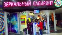 De los niños entretenimiento en vlog go centro de entretenimiento espejo laberinto en busca de la salida
