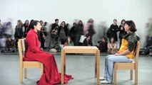 Kendall Jenner Recreates Four Iconic Pieces of Performance Art | W Magazine