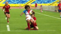 RUGBY EUROPE WOMEN'S SEVENS GRAND PRIX SERIES 2017 - KAZAN - Day 2 Quarter CUP and Semi Challenge