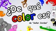 Calicot les couleurs pour enfants chansons espanol couleurs couleurs