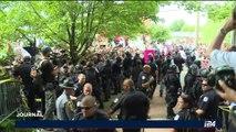 Etats-Unis: Un défilé du KKK éclipsé par une manifestation antiraciste en Virginie