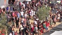 VIDEO. Tours : 80.000 personnes passent de bons moments à l'American Tours festival