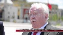 Veliaj pret kryebashkiakun e Vjenës - News, Lajme - Vizion Plus