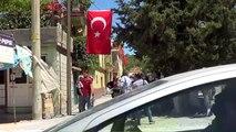 Şehit Jandarma Astsubay Üstçavuş Ince Son Yolculuğa Uğurlandı