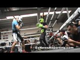 saul canelo alvarez is a beast in the ring - EsNews Boxing