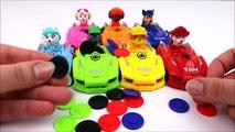 Patte patrouille les meilleures bébé jouet apprentissage les couleurs vidéo jouets course des voitures pour enfants enseigner les tout-petits
