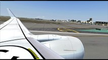FSX - PMDG 737-800 Alaska Airlines Juneau Evening Departure - video