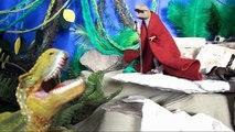 Dinosaurs Fighting T Rex Dinosaur Toy Battle Dinosaur Toys Kids Toy Dinosaurs for Children Toy Dinos , Cartoons movies animated 2017 & 2018