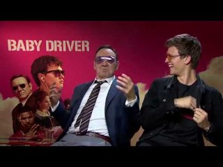 Baby Driver - Impressions with Kevin Spacey and Ansel Elgort - At Cinemas Now