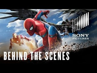 Spider-Man: Homecoming - Vulture's Salvage Crew - Starring Michael Keaton - At Cinemas July 5
