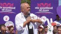 Report TV - Vorë, Rama fshikullon LSI: Hipoteka mban peng legalizimet