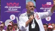 Report TV - Vorë, Rama fshikullon LSI-në:  Hipoteka mban peng legalizimet