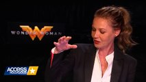 Wonder Woman: Connie Nielsen On Working With Gal Gadot   Access Hollywood