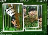 Enfants pour clin doeil dessin animé série trois pandas géants jeu 3 pandas géants 1