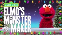 Aplicación Mejor Navidad para Niños fabricante monstruo Nuevo sésamo calle actualizar ♡ elmo ♡ ♡