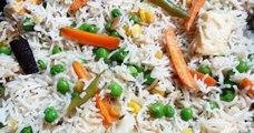 Chinese Rice   Chinese Rice Recipe   Chinese Chicken Rice   چائنیز رائس