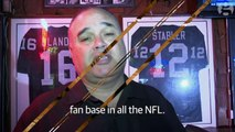 Oakland Raiders set to move to Las Vegas after NFL approval – video report