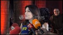 """Ora News – Opera """"Skëndërbeu""""në skenën e teatrit """"Migjeni"""""""