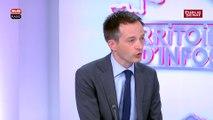 Pierre-Yves Bournazel : « Je préfère que la taxe d'habitation soit supprimée le plus rapidement possible et, s'il y a un effort dès l'année prochaine, je m'en réjouis. »